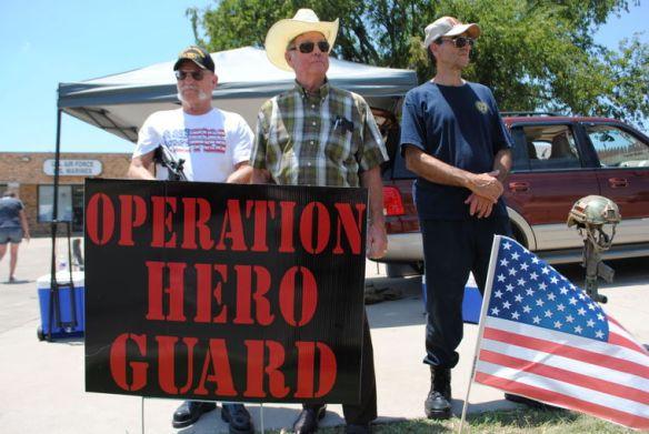 hero guarding